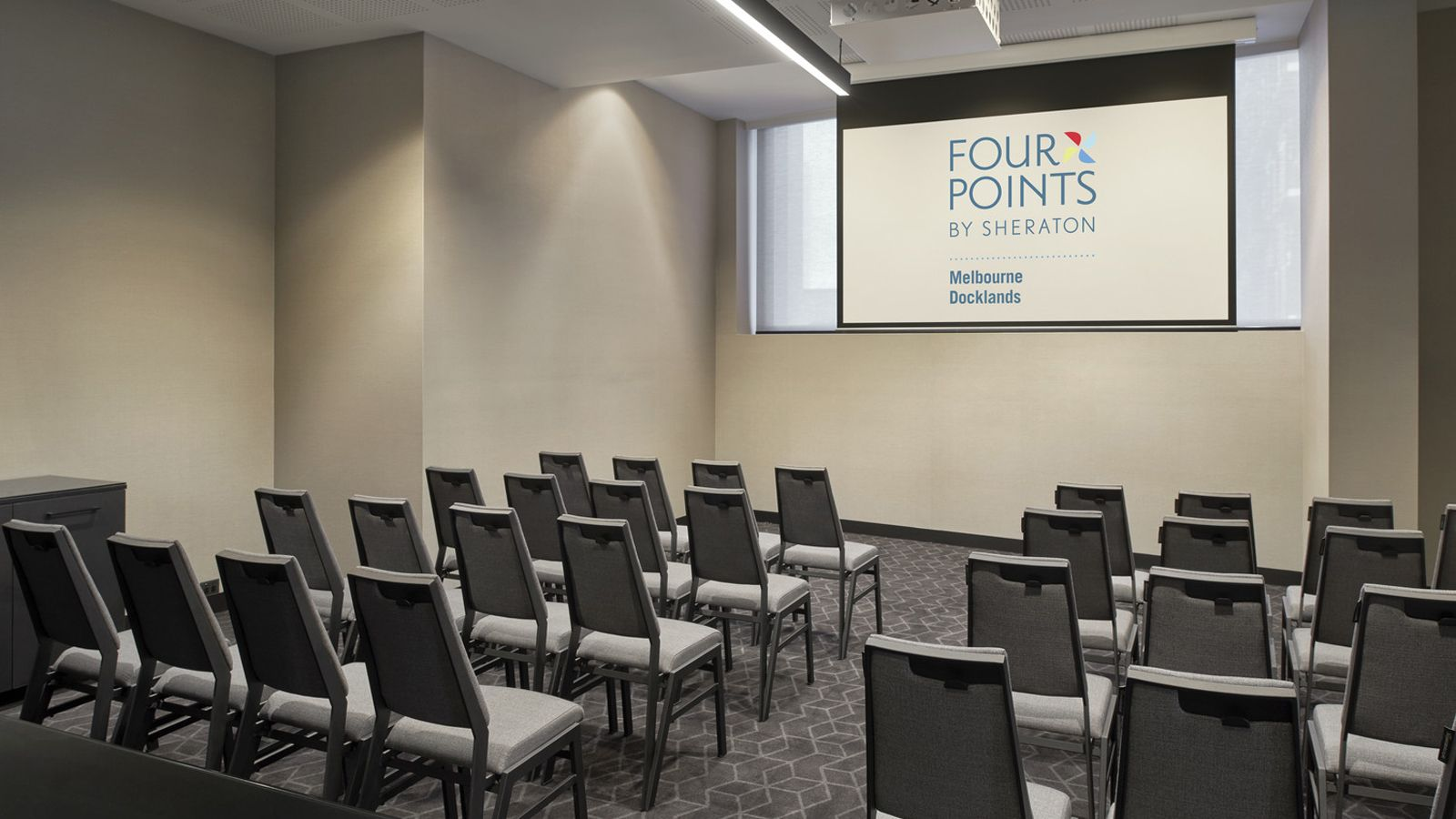 Bolte Meeting Room - Theatre