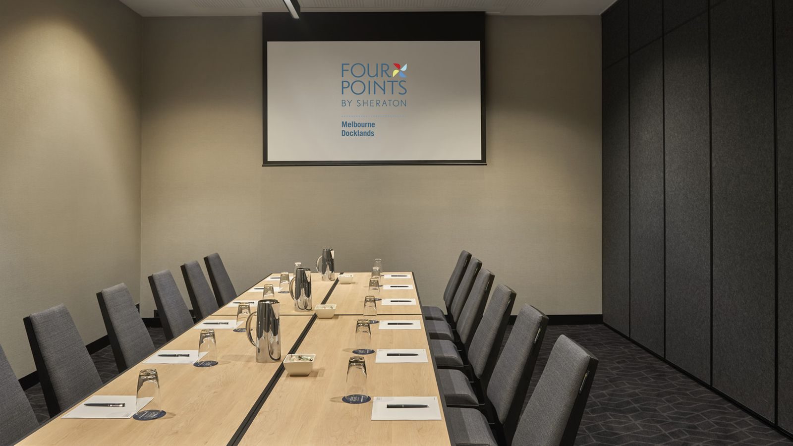 Bolte Meeting Room - Boardroom